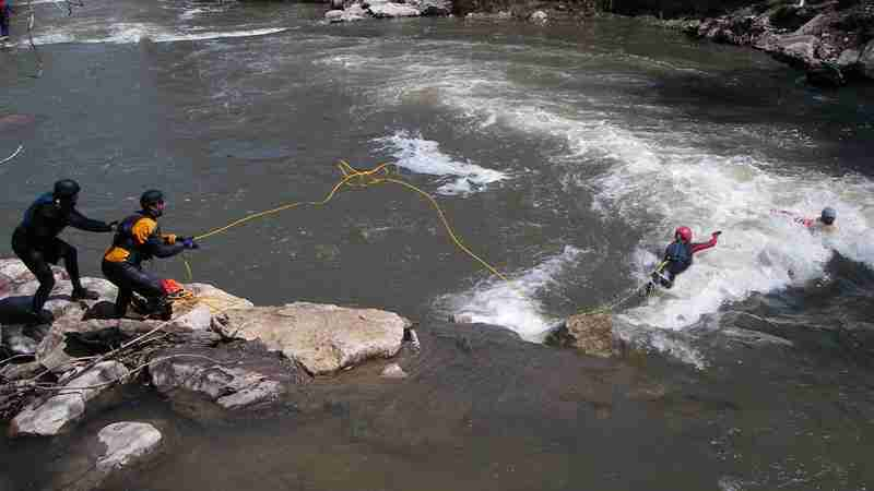 Swift Water Rescue Class Offered