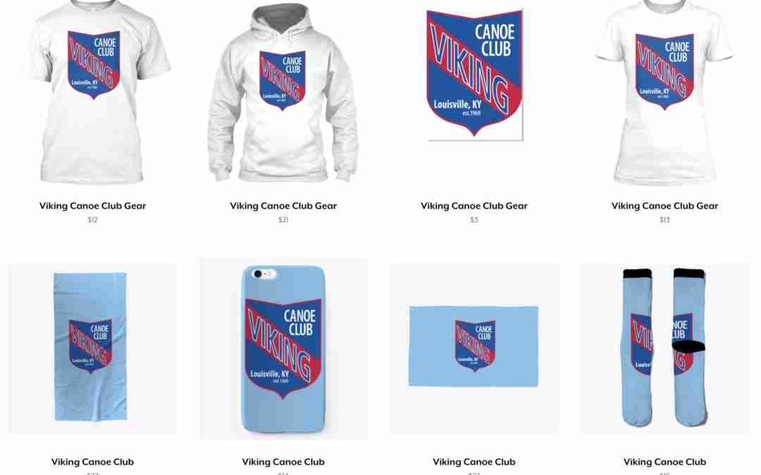 Club gear now available